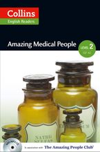 Amazing Medical People: A2-B1 (Collins Amazing People ELT Readers) Paperback  by F. H. Cornish
