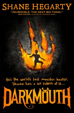 Cover image - Darkmouth (1): Darkmouth