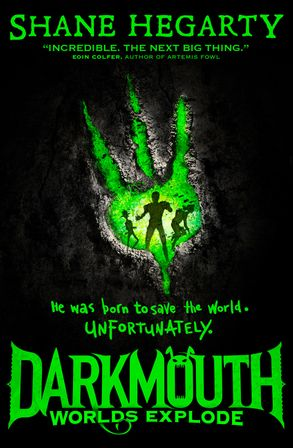 Cover image - Darkmouth (2): Worlds Explode