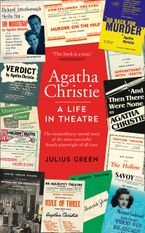 Agatha Christie: A Life in Theatre: Curtain Up Paperback  by Julius Green