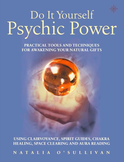 Do it yourself psychic power practical tools and techniques for enlarge book cover solutioingenieria Image collections