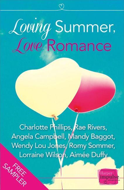 Loving summer love romance harperimpulse romance free sampler enlarge book cover fandeluxe Ebook collections