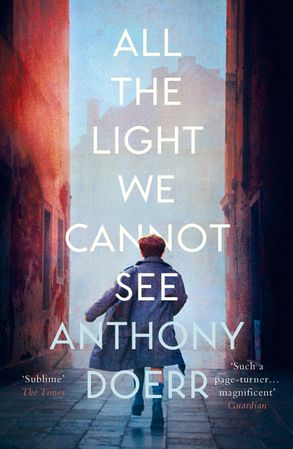 Image result for all the light we cannot see cover