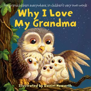 Why I love my Grandma book image