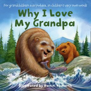Why I love my Grandpa book image