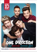 One Direction: The Official Annual 2014 eBook  by HarperCollinsChildren'sBooks