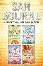 Sam Bourne - Sam Bourne 4-Book Thriller Collection