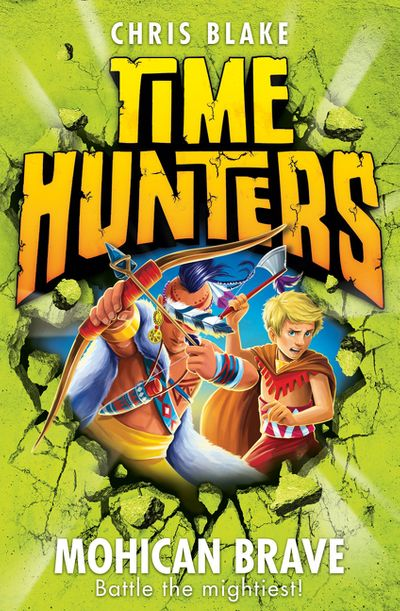 Time Hunters (11) - Mohican Brave