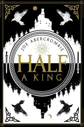 Cover image - Half a King