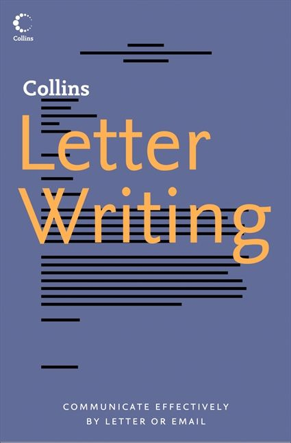 Collins Letter Writing   Collins   E book