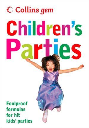 Children's Parties (Collins Gem) book image