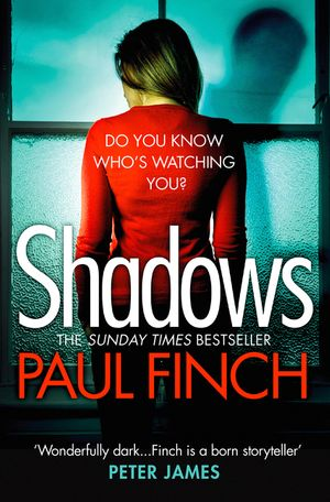 Shadows: The gripping new crime thriller from the #1 bestseller book image
