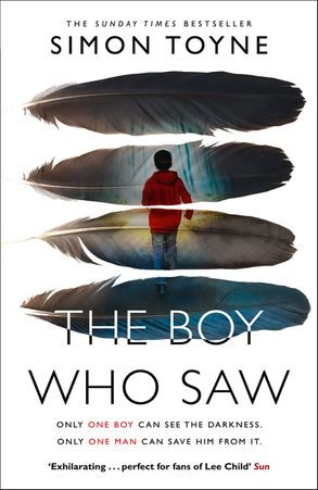 Cover image - The Boy Who Saw