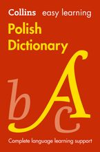 Easy Learning Polish Dictionary: Trusted support for learning (Collins Easy Learning) Paperback  by Collins Dictionaries