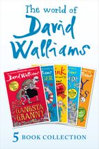 The World of David Walliams 5 Book Collection (The Boy in the Dress, Mr Stink, Billionaire Boy, Gangsta Granny, Ratburger) eBook DGO by David Walliams