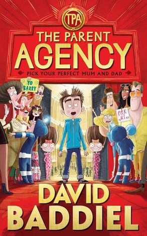 Cover image - The Parent Agency