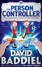 The Person Controller eBook  by David Baddiel