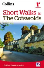 Short walks in the Cotswolds Paperback  by Collins Maps