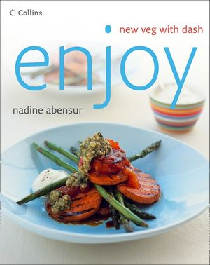 Enjoy: New veg with dash book image