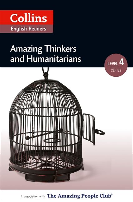 Amazing Thinkers & Humanitarians: B2 (Collins Amazing People