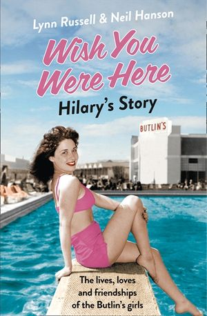 Hilary's Story (Individual stories from WISH YOU WERE HERE!, Book 1) book image