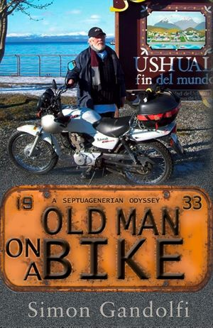 Old Man on a Bike book image