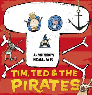 Tim, Ted and the Pirates book image