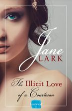 The Illicit Love of a Courtesan (Book 1) Paperback  by Jane Lark