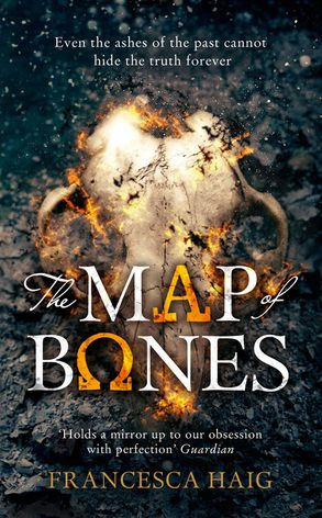 Cover image - The Map of Bones