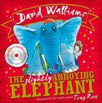 The Slightly Annoying Elephant Mixed media product UBR by David Walliams