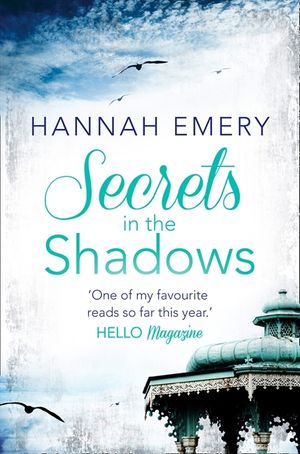 Secrets in the Shadows book image