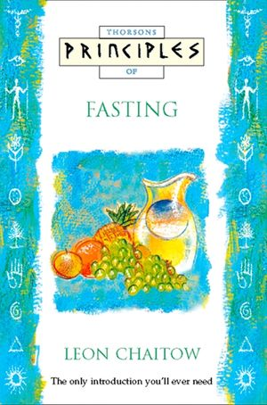 Fasting: The only introduction you'll ever need (Principles of) book image