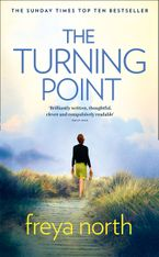 The Turning Point Hardcover  by Freya North