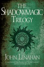The Shadowmagic Trilogy Paperback  by John Lenahan