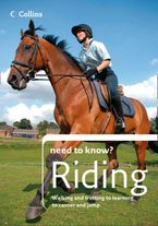 Riding (Collins Need to Know?) eBook  by British Horse Society