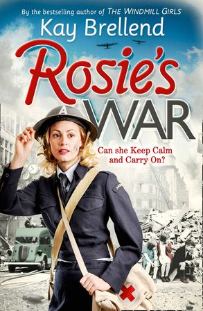 Cover image - Rosie's War