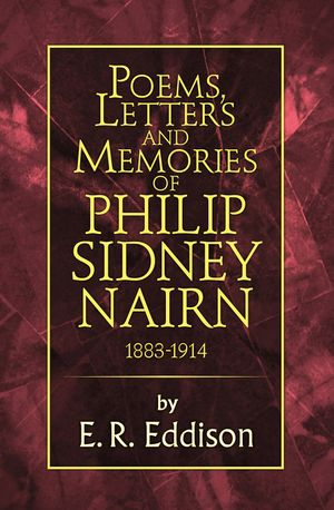 Poems, Letters and Memories of Philip Sidney Nairn book image