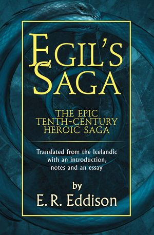 Egil's Saga book image