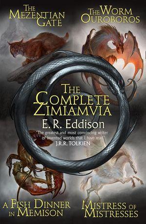 The Complete Zimiamvia (Zimiamvia) book image