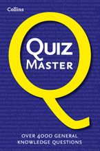 Collins Quiz Master Paperback  by Collins Puzzles