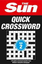 The Sun Quick Crossword Book 2: 175 quick crossword puzzles from Britain's favourite newspaper Paperback  by The Sun