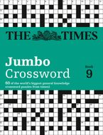 The Times 2 Jumbo Crossword Book 9: 60 world-famous crossword puzzles from The Times2 Paperback  by The Times Mind Games
