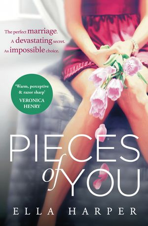 PIECES OF YOU book image