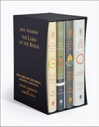 The Lord of the Rings Boxed Set Hardcover SPE by J. R. R. Tolkien