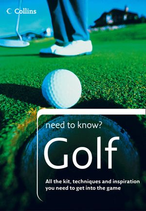 Golf (Collins Need to Know?) book image