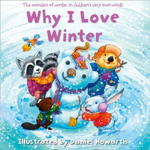 Why I Love Winter book image