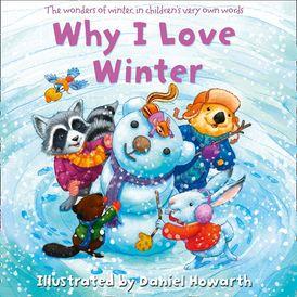 Why I Love Winter
