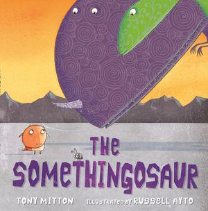 The Somethingosaur book image