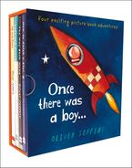 Once there was a boy…: Boxed set Hardcover  by Oliver Jeffers