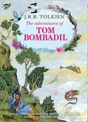 The Adventures of Tom Bombadil book image